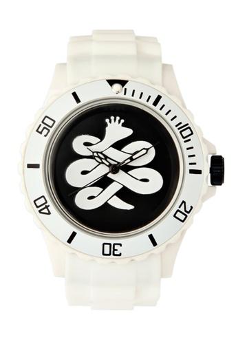 Baem Korea Quartz Rubber Strap Fashion Wrist Watch