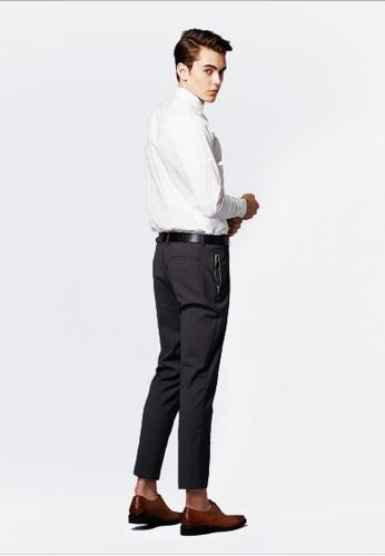 Life8 white Formal Long-Sleeved Shirts-11122-White LI283AA0FFOVSG_1