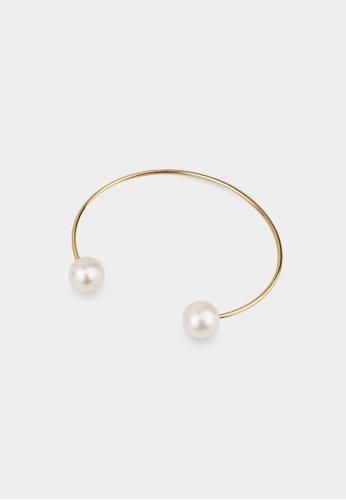 monojewelry CORA PEARL BANGLE 57664AC4431AE6GS_1