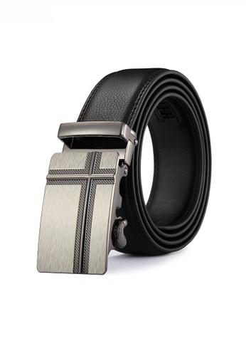 Twenty Eight Shoes Cross Embossed Automatic Buckle Leather Belt JW CY-001 F6008AC83EFC70GS_1