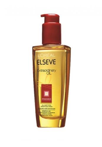 L'Oréal Paris L'Oreal Paris Elseve Extraordinary Oil UV Filter Red 100ml C8F0DBEF064DF1GS_1