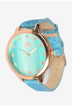 Glitter Band Watch