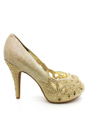 ED Heels L68-89A Gold