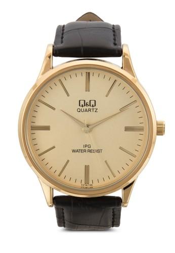 C214J100Y 刻度顯esprit outlet 高雄示圓框手錶, 錶類, 飾品配件