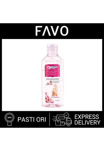 Nuvo Hand Sanitizer Nuvo Fresh Blossom 85 mL - Antiseptik Pembersih Tangan 84B1BESA2F0D39GS_1