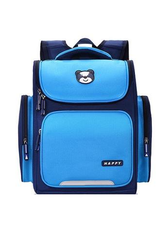 Twenty Eight Shoes blue VANSA Nylon Oxford Backpacks VAK-Bp2002 7AF53KCEC45B5FGS_1