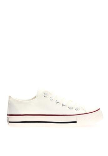 New York Sneakers white Bong M801 Men's Low Cut Shoes A0C9ESH28C6243GS_1