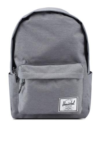Herschel grey Classic XL Backpack 87034AC1145CE3GS_1
