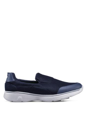 UniqTee blue Lightweight Slip-On Sport Sneakers F92C3SHD159EA2GS_1