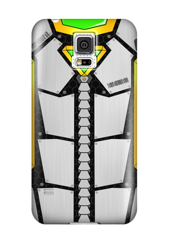 Wonder Cover n/a Mecha JD001 Glossy Hard Case for Samsung Galaxy S5 WO617AC27DLSPH_1