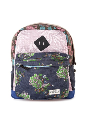 Courier multi Backpack Mosaic 2 CO826AC86ZKRPH_1