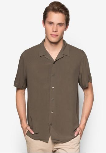 簡約短袖襯衫、 服飾、 服飾NewLook簡約短袖襯衫最新折價