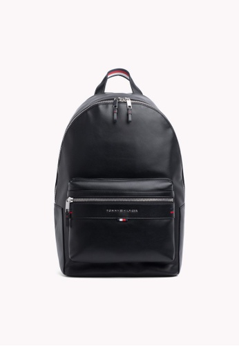 3a789978711d Tommy Hilfiger black ELEVATED BACKPACK NOVELTY D3B49AC63F8E21GS 1