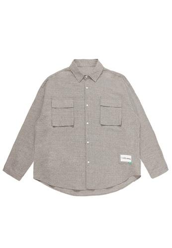 Twenty Eight Shoes Overshirt With Pockets 2096W20 794A8AA11876A2GS_1