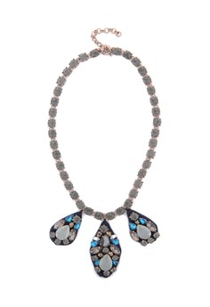 J Crew Crystal Statement Necklace
