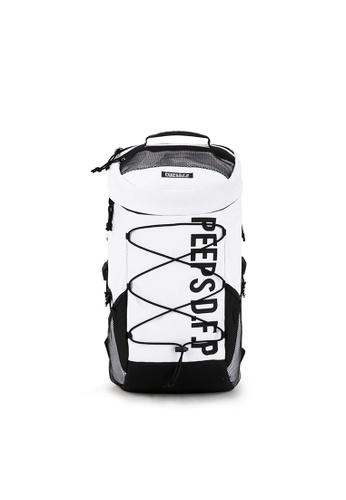 Peeps white Titan Backpack 8A423AC0C74CE2GS_1