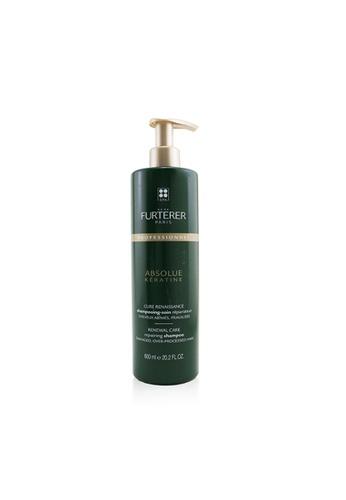 Rene Furterer RENE FURTERER - Absolue Kèratine Renewal Care Repairing Shampoo - Damaged, Over-Processed Hair (Salon Product) 600ml/20.2oz 0A4A7BEEEFECA4GS_1