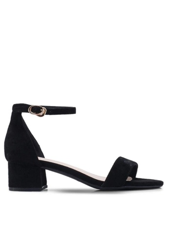 Twenty Eight Shoes Girly Ankle Strap Heeled Sandals 320-5 03790SH61FF966GS_1