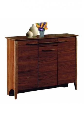 Choice Furniture brown Choice Furniture - Shonda Shoe Cabinet 451B9HLBFA5E1CGS_1