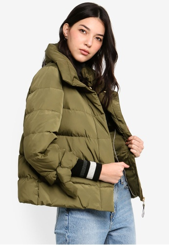 ESPRIT green Outdoor Woven Regular Jacket BA0F8AA0279BAEGS_1