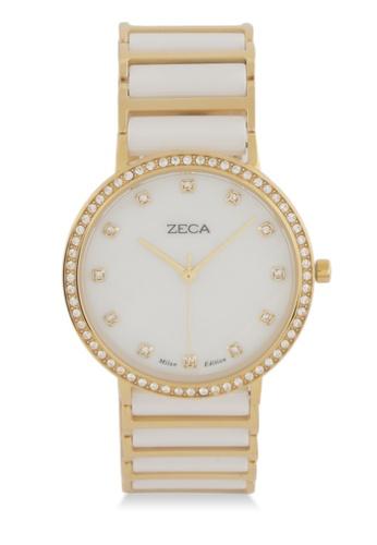 ZECA gold 1011L4.WH.P.G1 - Milan Female Edition 273A5AC1886817GS_1