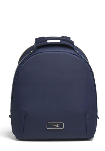 Lipault blue Lipault Business Avenue Backpack S 078F7AC1E5D6C6GS_1