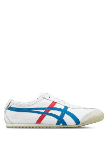 Onitsuka Tiger white Mexico 66 Shoes ON067SH10DSFMY_1
