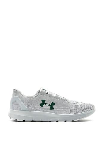 Under Armour grey UA Remix 2.0 Sneakers 5230ASHA829C3BGS_1