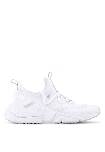 Nike white Men's Nike Air Huarache Drift Breathe Shoes 926C1SHCE7B16FGS_1