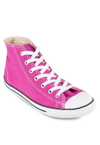 esprit outlet 家樂福Chuck Taylor All Star Dainty 高筒運動鞋, 女鞋, 鞋