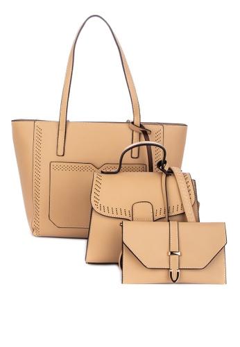 50e55dd08ed1 Shop Alberto 3 In 1 Bag Set Online on ZALORA Philippines