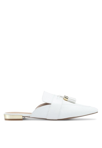 Miss KG white Moira White Flats 50CFDSHA30F7BDGS_1