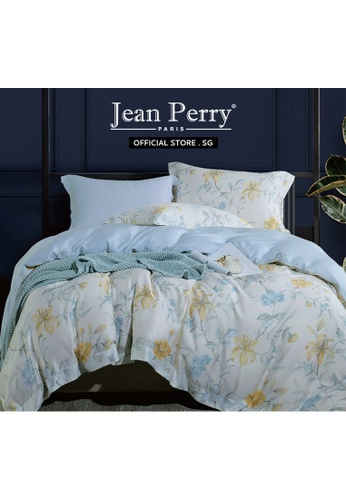 Jean Perry Jean Perry Laverton Tencel Collection 1400TC - 5513 - Quilt Cover Bed Set 2A203HLB41D736GS_1