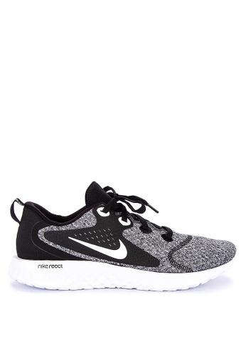 Nike black Nike Legend React Shoes EDD88SHA66B740GS_1