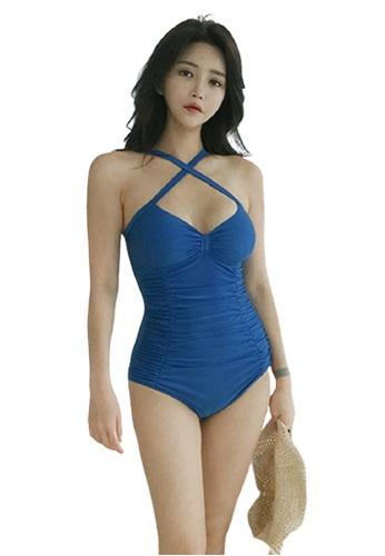 Halo blue Blue Sexy Swimsuits 504AFUS42A7EBDGS_1