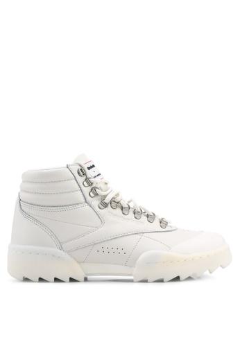 Reebok 黑色 and 紅色 and 米褐色 經典Gigi Hadid X Reebok F/S Hi Nova Ripple 運動鞋 BDA85SHE5C4E66GS_1