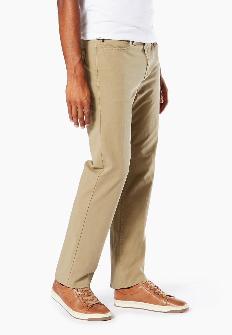 Dockers Straight Dockers Jean New Khaki British Pants British 360 New Khaki Cut RxZxUt8q