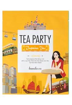 Tea Party Mask Sheet - Jasmine Tea (Calming)