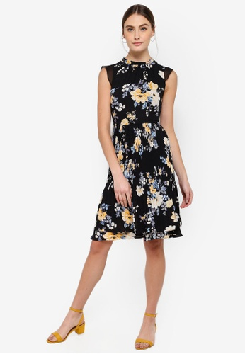 aa29f1639891 Buy FORCAST Ryleigh Pleated Dress Online on ZALORA Singapore