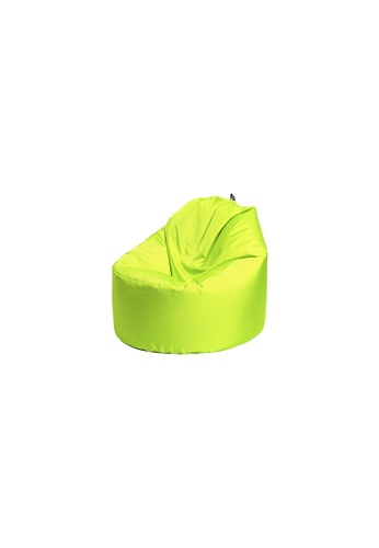 doob green OOMPH MINI - spill-proof kids doob bean bag (Apple Green) 713D0HL40FCC1BGS_1
