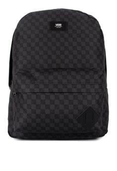 f5a1a53d42 VANS black Old Skool II Backpack 490BFAC161BBE0GS 1