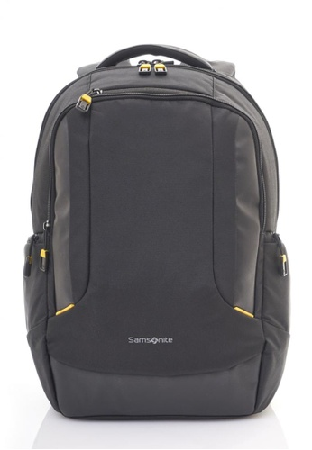 Samsonite black Samsonite Locus LP Backpack N2 SA186AC03XIESG_1