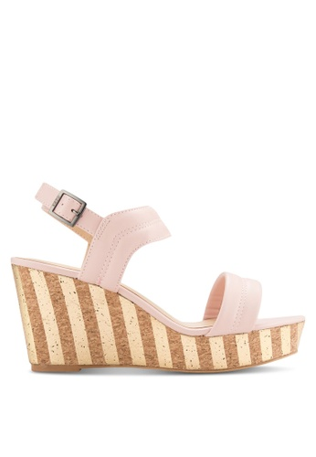 Nose pink Cork Wedges NO327SH48CVJMY_1