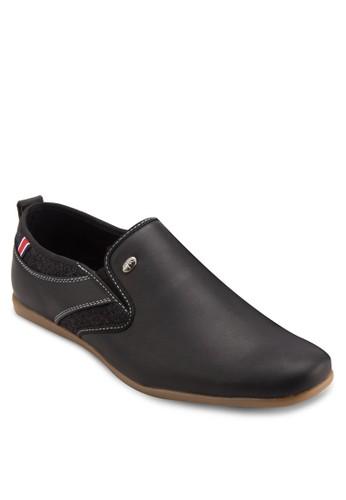 經典仿皮尖尖沙咀 esprit頭休閒鞋, 鞋, 鞋