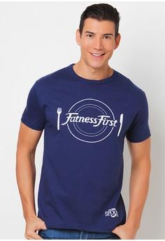 Men Re Issue Fatness T-Shirt