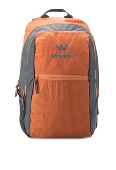 Tirthak Orange Backpack
