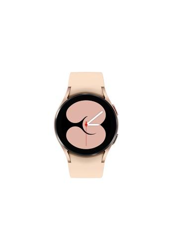 Samsung gold Samsung Galaxy Watch4 40mm LTE Aluminium Gold D255BHL57883EEGS_1