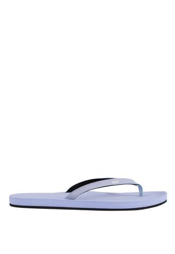 Indosole blue Indosole Women's ESSNTLS Flip Flops - Light Shore DDCF5SHC7CCE8FGS_1