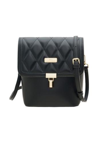 Valentino Creations black Valentino Creations Rozel Women's Sling Bag BCE5BAC71E58E0GS_1