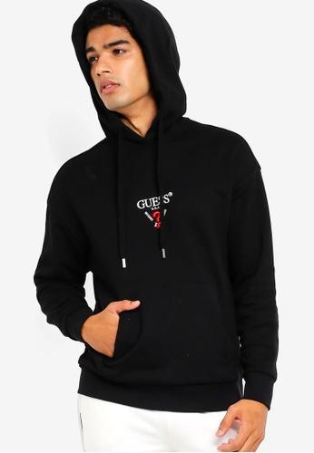 a6ba4d65 Question Mark Logo Hooded Sweatshirt